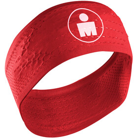 Compressport On/Off - Accesorios para la cabeza - Ironman Edition rojo